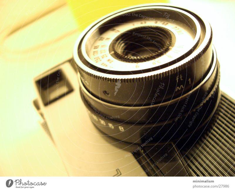 SL Fotokamera Entertainment Sucher Objektiv
