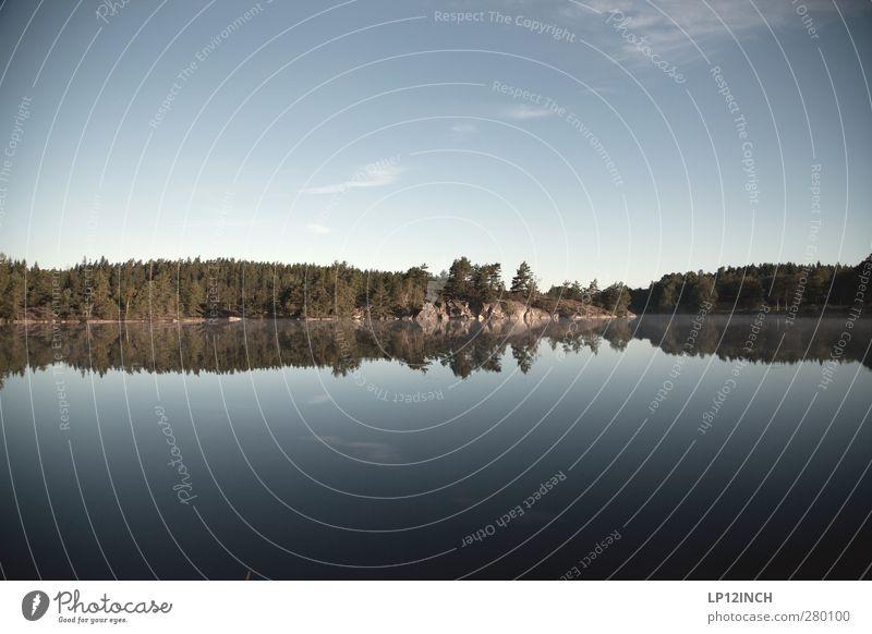 Alter Schwede I Himmel Natur Ferien & Urlaub & Reisen schön Wasser Sommer Erholung Einsamkeit Landschaft Tier Ferne Wald Umwelt Zufriedenheit Tourismus wandern