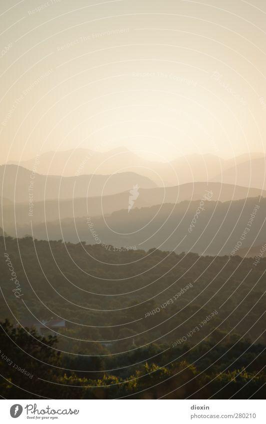 In My Dreams Natur Ferien & Urlaub & Reisen Pflanze Baum ruhig Landschaft Wald Erholung Ferne Umwelt Berge u. Gebirge Wärme Freiheit natürlich Erde Insel