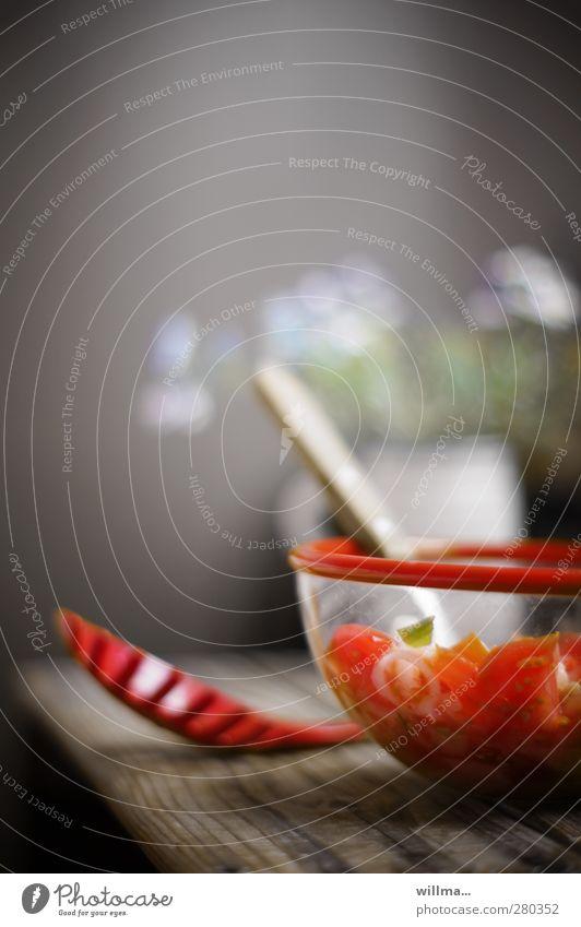 ...lattomatensa... Gemüse Tomatensalat Ernährung Schalen & Schüsseln Salatbesteck Gesunde Ernährung lecker grau rot Vegetarische Ernährung Zwiebel