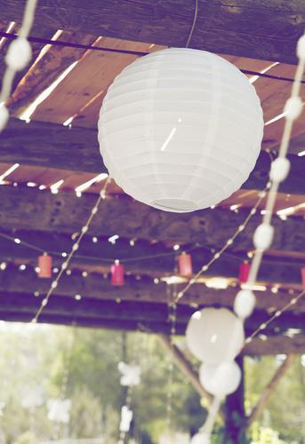 Sommerwind. Garten Innenarchitektur Mode Kunst Wind Zufriedenheit Hochzeit ästhetisch Dekoration & Verzierung Luftballon Sommerurlaub wehen Decke Lampion