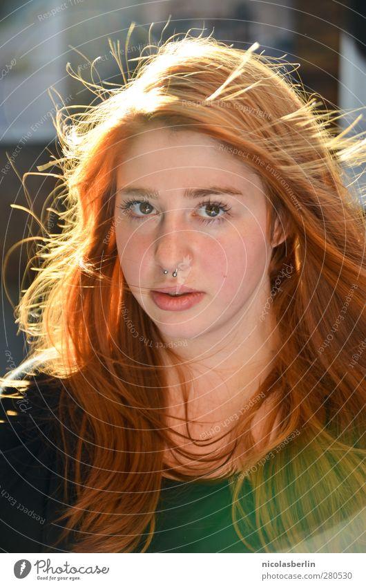 MP35 - Ich bin genau so wie du.. Mensch Jugendliche schön Erwachsene Gesicht Liebe feminin Leben Erotik Junge Frau Haare & Frisuren Stil 18-30 Jahre