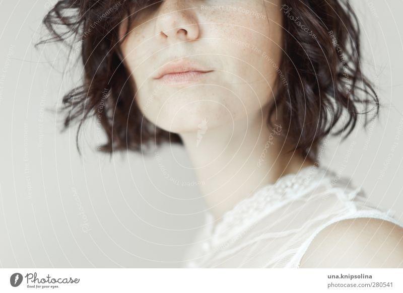 goscherl Mensch Frau Jugendliche weiß schön Erwachsene Liebe feminin Stil hell träumen 18-30 Jahre elegant Mund frisch Nase