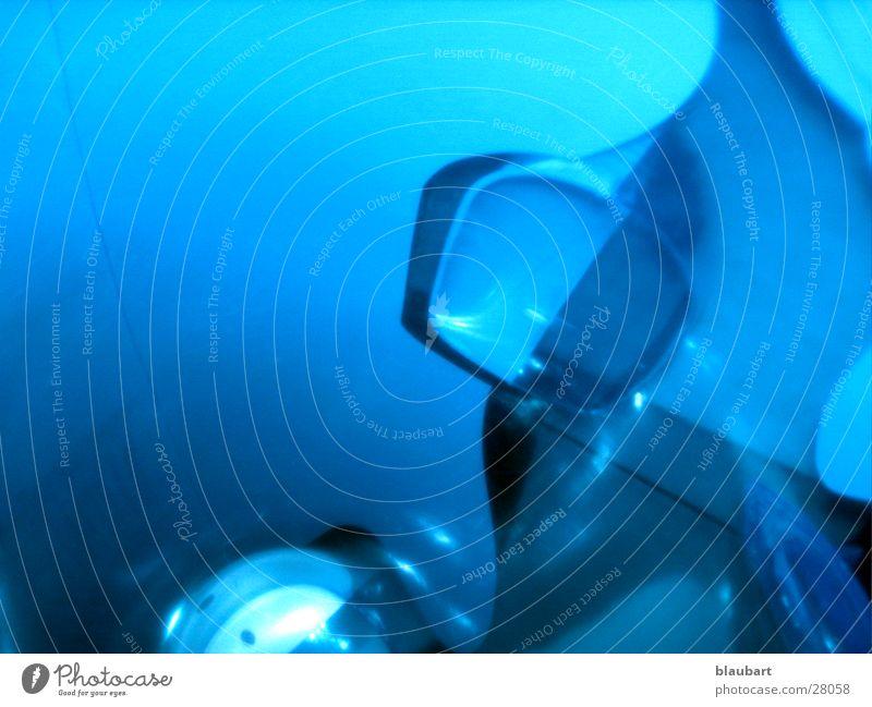 Blas mich auf .... blasen Tier blau Innereien Schwimmhilfe