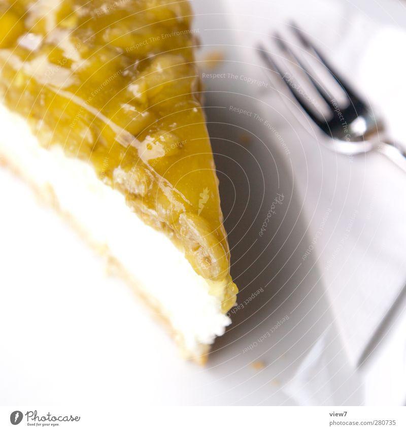 IgelbeerenKuchen Essen Frucht Lebensmittel Freizeit & Hobby Zufriedenheit authentisch Beginn Ernährung ästhetisch Lebensfreude Café Süßwaren Geschirr Teller