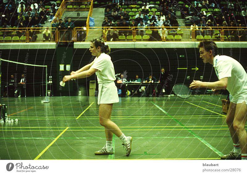 Junior Championship Gütersloh Sport Dame Aufschlag Herr Badminton