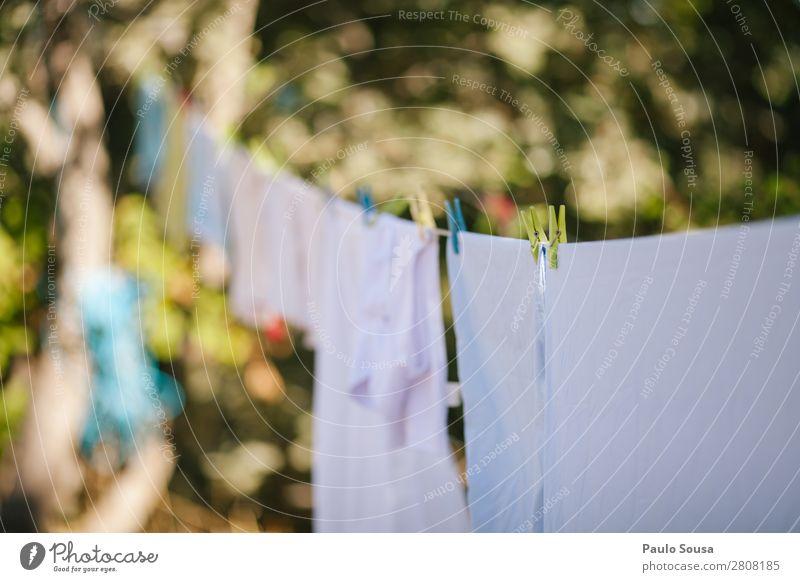 Outdoor-Bekleidungslinie Lifestyle Garten Möbel Wäscheleine Umwelt Sommer festhalten Wäscheklammern Kleiderhaken regenarm trocknen Trockengerüst Wäsche waschen