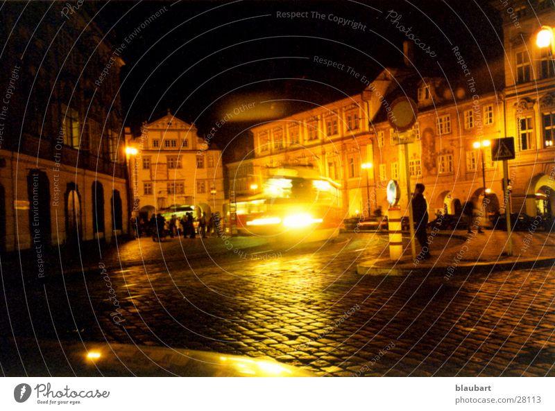 Prag & Tram Stadt Europa Straßenbahn