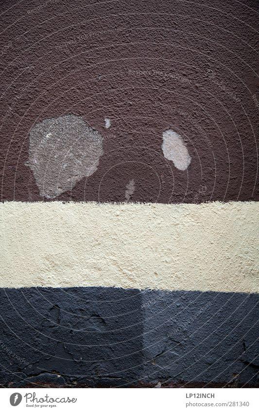 LG.WallArt.III Kunst Kunstwerk Haus Mauer Wand Fassade retro Stadt mehrfarbig Design Farbe Inspiration Kreativität Ordnung Wandel & Veränderung