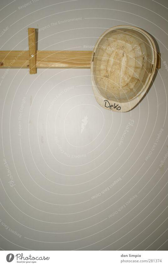 dekoration Handwerker Büro Baustelle Arbeitsbekleidung Schutzbekleidung Helm weiß Dekoration & Verzierung minimalistisch Farbfoto Innenaufnahme Menschenleer