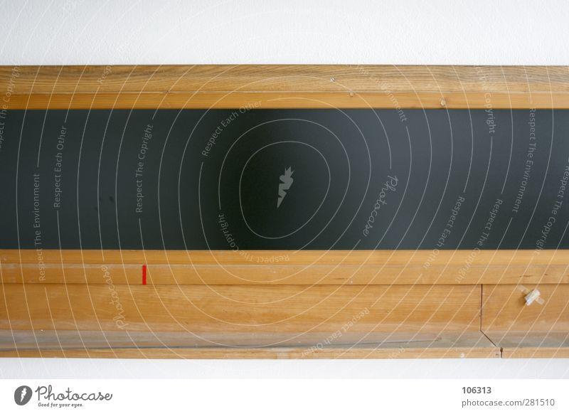 FN241443 Schilder & Markierungen Vergänglichkeit Tafel leer Holz Information schreiben ankündigung Sauberkeit schwarz blackboard Kreide malen zeichnen