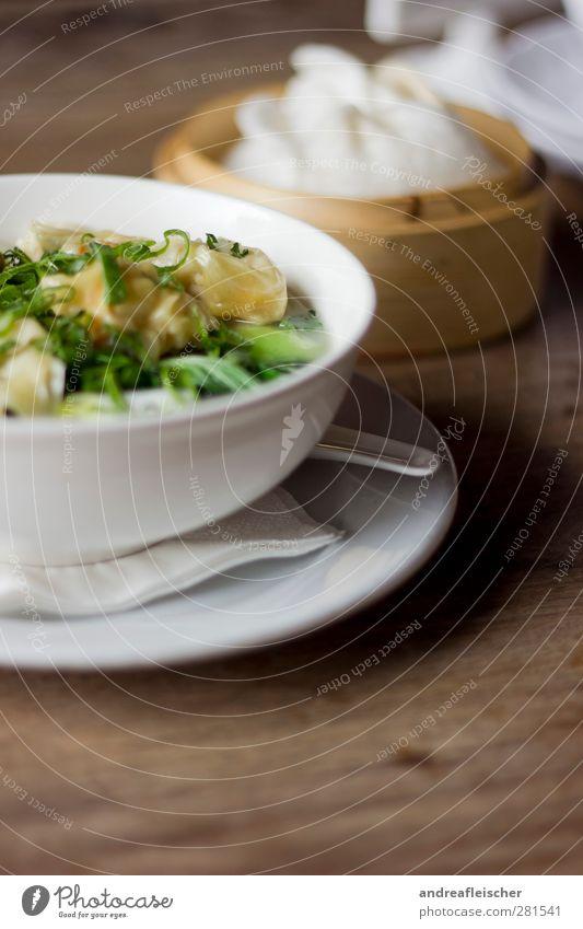 london. the drunken monkey. Suppe Eintopf Mittagessen Vegetarische Ernährung Asiatische Küche Teller Schalen & Schüsseln Löffel Holz ästhetisch Flüssigkeit