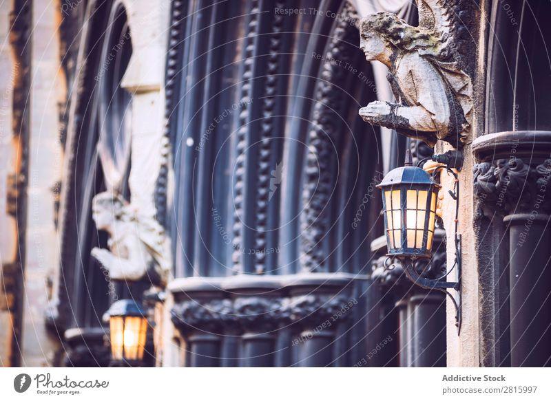 Engel auf den Kirchenbögen Architektur London England Wahrzeichen Großbritannien Tourismus Vientiane Stadt Ferien & Urlaub & Reisen Kathedrale alt Gebäude