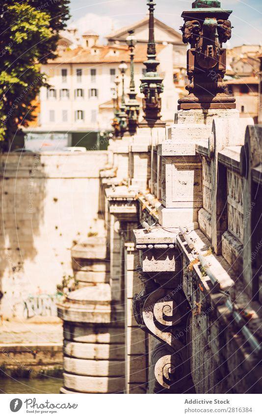 Strassendetail in Rom, Italien Straße Nahaufnahme alt altehrwürdig Detailaufnahme Europäer Außenaufnahme antik Europa Italienisch Ausflugsziel
