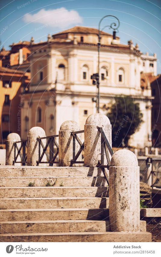 Nahaufnahme der Stadt Rom, Italien Straße alt altehrwürdig Detailaufnahme Europäer Außenaufnahme antik Europa Italienisch Ausflugsziel Ferien & Urlaub & Reisen