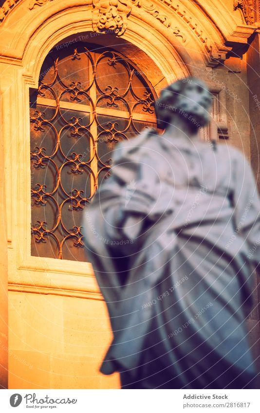 Detailansicht von Syrakus, Sizilien, Italien Italienisch Skulptur Archäologie Architektur Griechen monumental