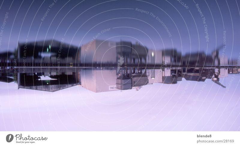 180° Industrie Hafen Lagerhalle Münster Silo