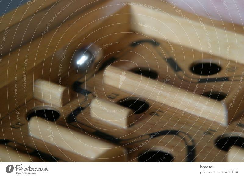 Labyrinth Bewegung Freizeit & Hobby Kugel Irrgarten Geschicklichkeit