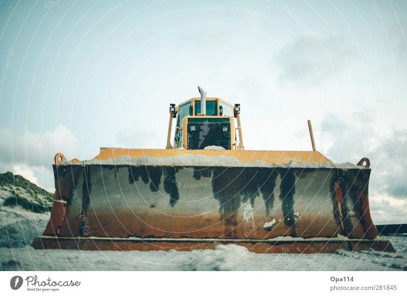Männerspielzeug Natur blau Sommer Pflanze Meer Tier Landschaft gelb Umwelt Küste grau Arbeit & Erwerbstätigkeit gold Insel Industrie bedrohlich