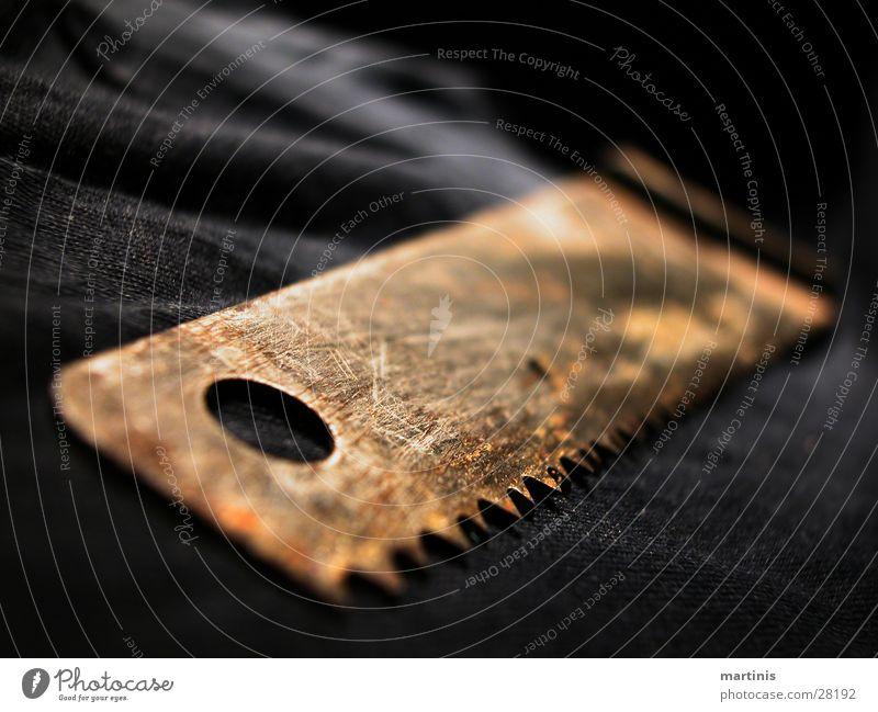 säge macro Werkzeug Makroaufnahme Säge Elektrisches Gerät Technik & Technologie