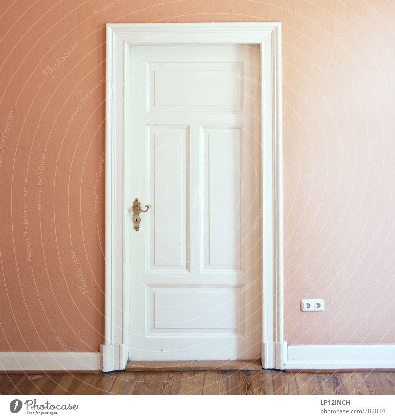 The (In) Doors XVI Haus Wand Mauer Innenarchitektur Tür Raum Wohnung Häusliches Leben Boden retro geheimnisvoll Umzug (Wohnungswechsel) Wohnzimmer Inspiration Renovieren Steckdose
