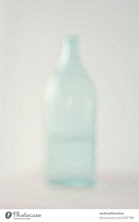 wasserflasche. Wasser grün Wand Trinkwasser ästhetisch weich Flasche sanft Wasserflasche