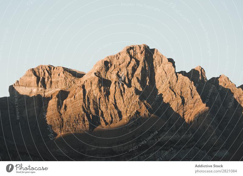 Hügel an sonnigen Tagen Berge u. Gebirge Aussicht Sonnenstrahlen Natur Landschaft Ferien & Urlaub & Reisen schön Himmel Felsen Park Tal Gipfel Wolken Tourismus