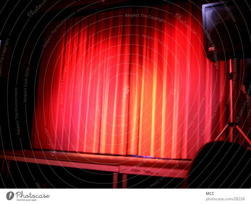 vorhang2004 Freizeit & Hobby Show Bühne Vorhang