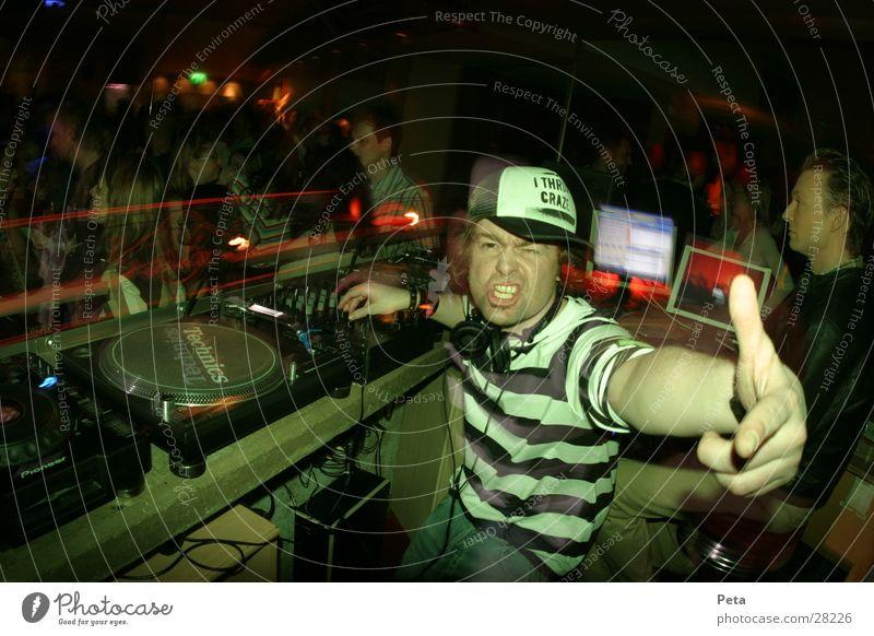 ROCKDJ Mann Party Musik Disco