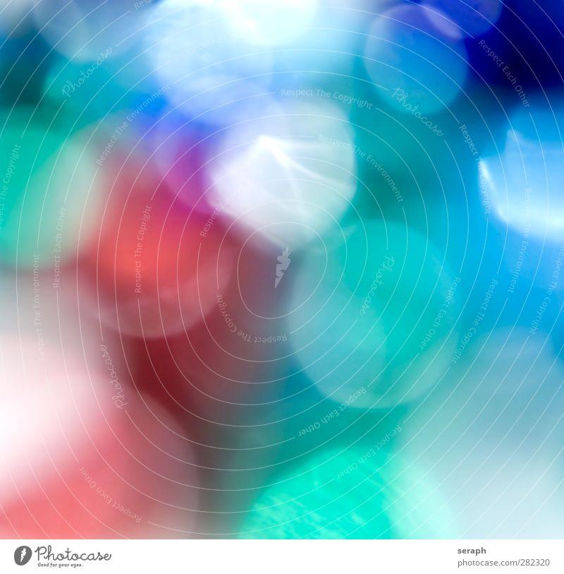 Spots Farbe Kunst glänzend Spitze Kreis weich Punkt erleuchten Tapete kariert gepunktet kreisrund Lightshow diffus Informationstechnologie mehrfarbig