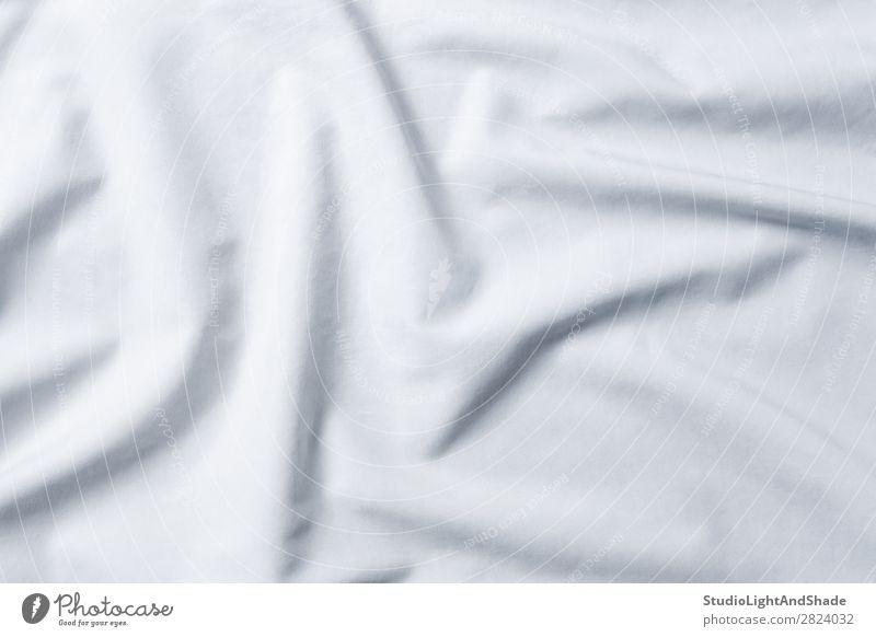 Graue Bettwäsche Textur Reichtum Design Erholung Innenarchitektur schlafen modern natürlich Sauberkeit weich blau grau Geborgenheit bequem Farbe Qualität Leinen