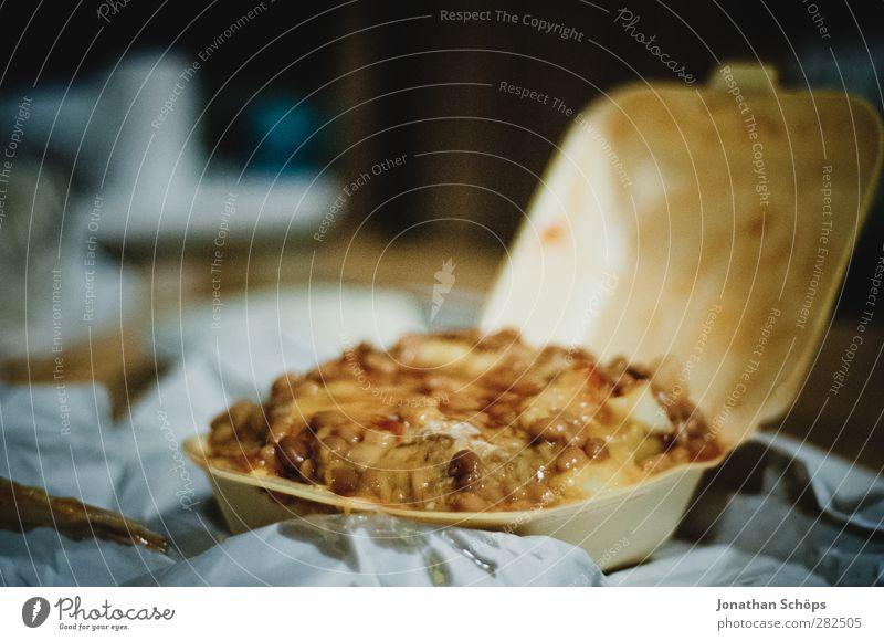 The Grand Potatoe Lebensmittel Ernährung Mittagessen Abendessen Fastfood Ekel schleimig Übermut Trägheit bequem gefräßig Hemmungslosigkeit verschwenden