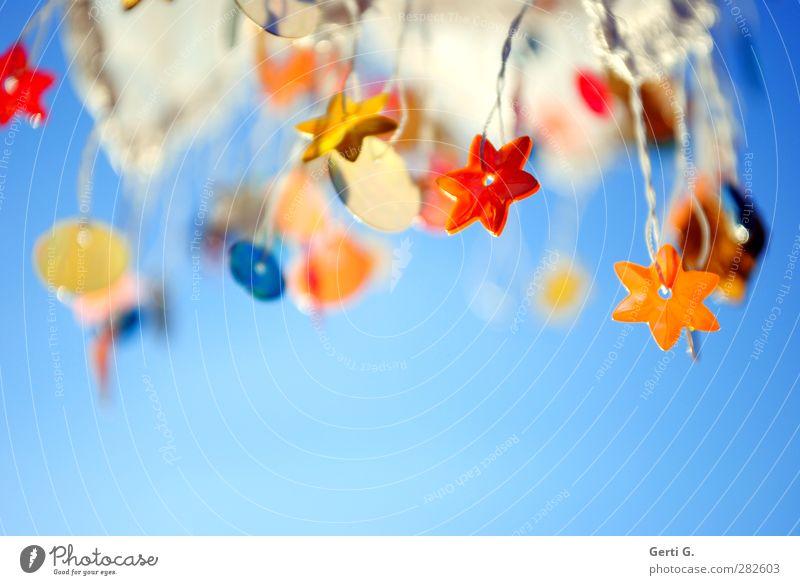 MiX Freude Glück Spielen Basteln Handarbeit Dekoration & Verzierung Spielzeug Kitsch Krimskrams Zeichen Fröhlichkeit Weihnachten & Advent baumeln Stern (Symbol)