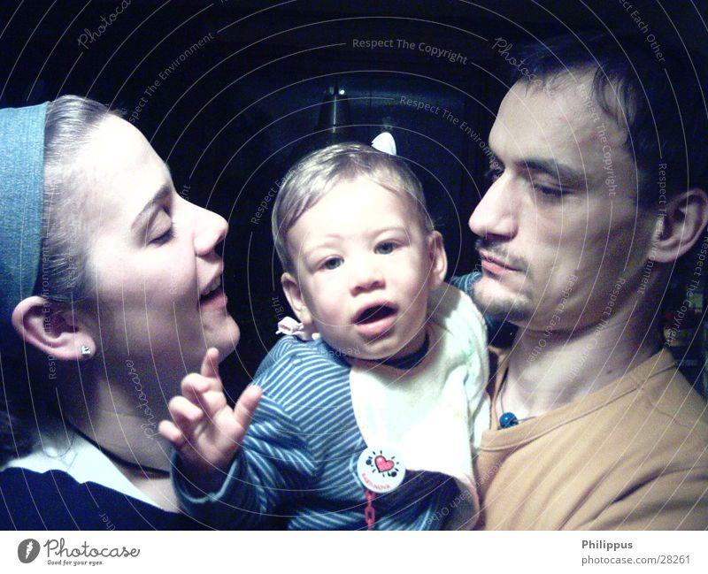 Philipp der Süße Mann Menschengruppe Familie & Verwandtschaft Baby
