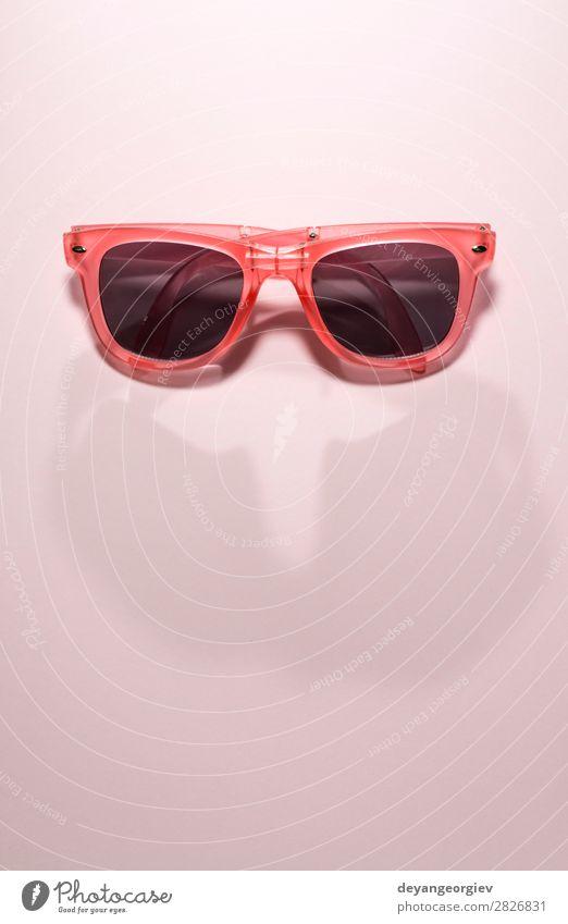Ferien & Urlaub & Reisen Sommer blau Farbe Sonne Strand Stil Kunst Mode rosa Design hell Aussicht Kreativität Kunststoff trendy
