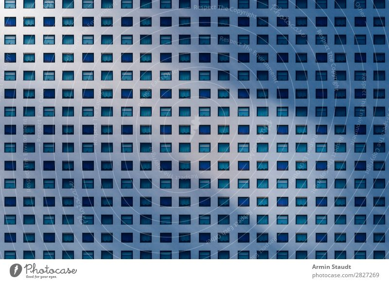 Es gibt doch Wohnungen IV Lifestyle Stil Design Häusliches Leben Büro Fabrik Business Stadtzentrum Fassade Beton bedrohlich Unendlichkeit Stimmung Sehnsucht