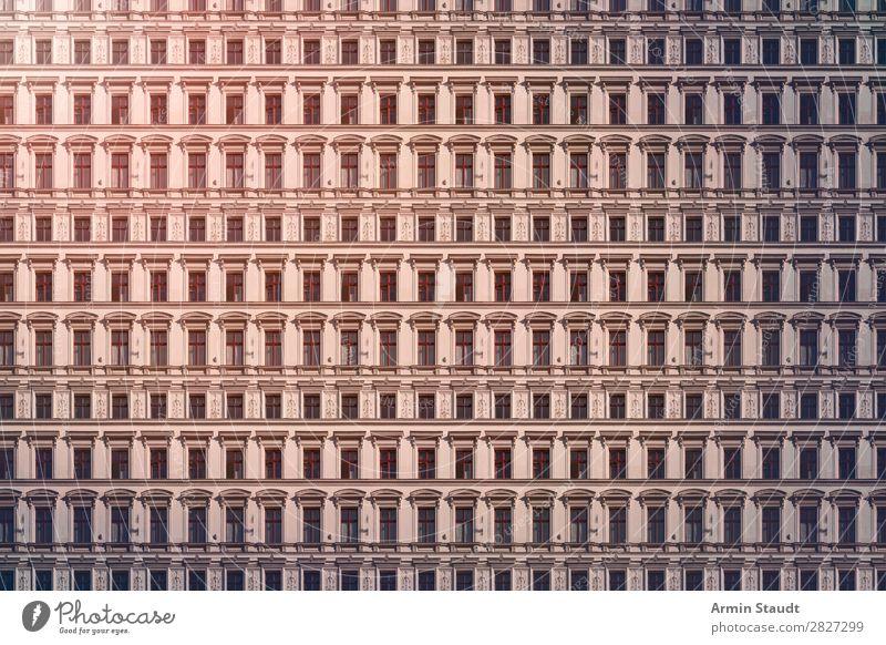 Altbau Lifestyle Stil Design Häusliches Leben Wohnung Haus Business Stadtzentrum Mauer Wand Fassade träumen außergewöhnlich Unendlichkeit Stimmung Sehnsucht