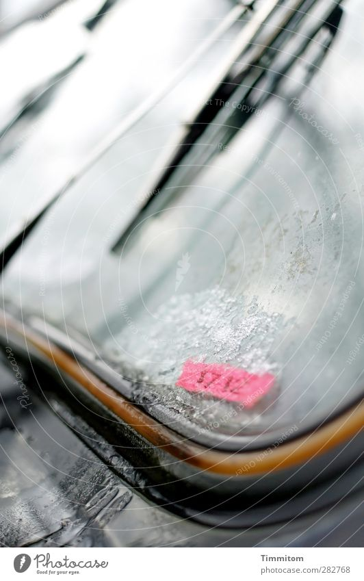 früher war alles besser | Wetter, Autos, Musik und sowieso. schwarz grau Metall Stimmung Eis PKW Glas Coolness Ziffern & Zahlen Oldtimer Windschutzscheibe Teile u. Stücke Scheibenwischer