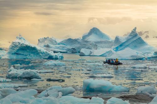 Antarktis Wildnis Naturlandschaft Eis kalt Meer Süden Eisberg