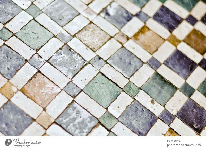 Fliesen Wohnung Innenarchitektur Bad Mauer Wand Ornament Farbe Bodenbelag Bodenplatten Bodenbearbeitung Fliesen u. Kacheln mehrfarbig Stein Steinboden