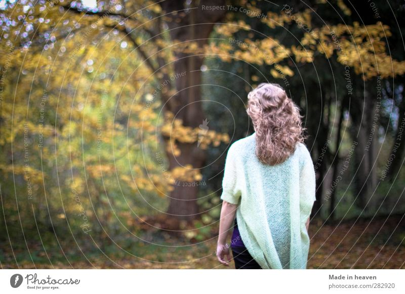 Gott Spüren! ruhig Landschaft Erholung Liebe feminin Gefühle Zufriedenheit beobachten