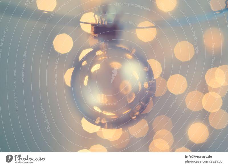 xmas Weihnachten & Advent Glas glänzend Kugel Weihnachtsdekoration Weihnachtsbeleuchtung