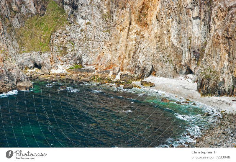 Unbenannt #4 Natur Wasser Meer Strand ruhig Landschaft Umwelt Küste Wellen Insel Schönes Wetter Atlantik Nordirland