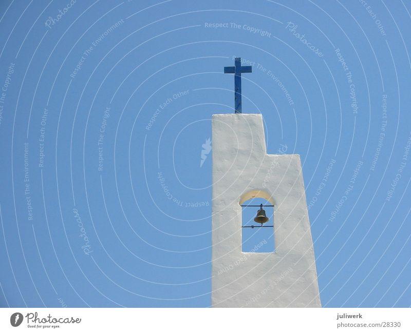 samos Griechenland Samos Meer Gotteshäuser Gottesdienst Religion & Glaube heilig Rücken Himmel Sonne