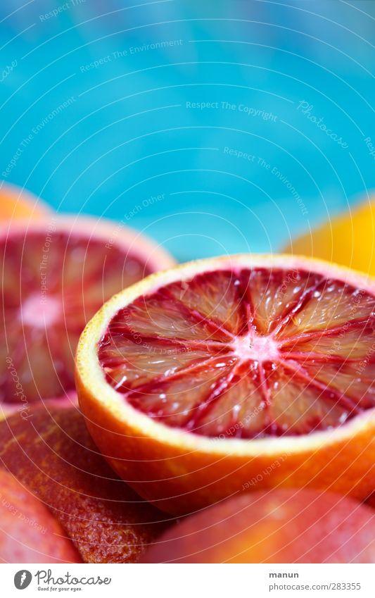 Saftorangen Gesunde Ernährung natürlich Gesundheit Lebensmittel frisch Orange authentisch süß lecker Bioprodukte Teilung Vegetarische Ernährung Vitamin