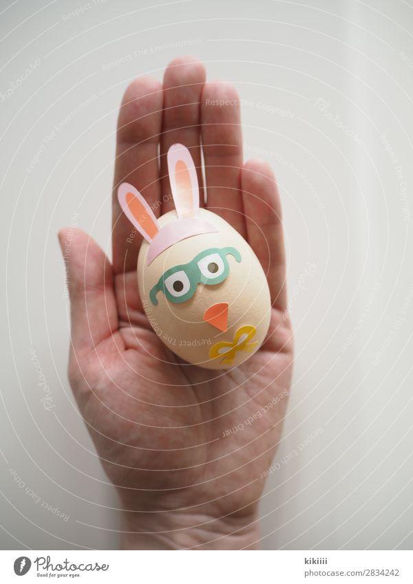 Schnabeltier Hand Finger Frühling Fliege Brille Tier Vogel Tiergesicht Küken Ei Schlüpfen Frühstück 1 Dekoration & Verzierung Kitsch Krimskrams Essen festhalten