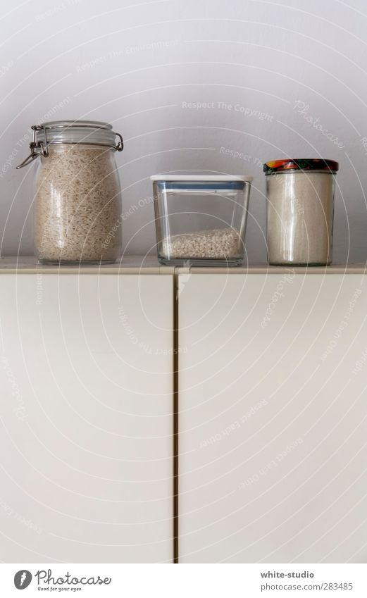 Küchenparty Erholung grau Innenarchitektur Essen Gesundheit Wohnung Glas Lebensmittel Zufriedenheit Fröhlichkeit Ernährung Kochen & Garen & Backen Küche Wellness Lebensfreude Fuge
