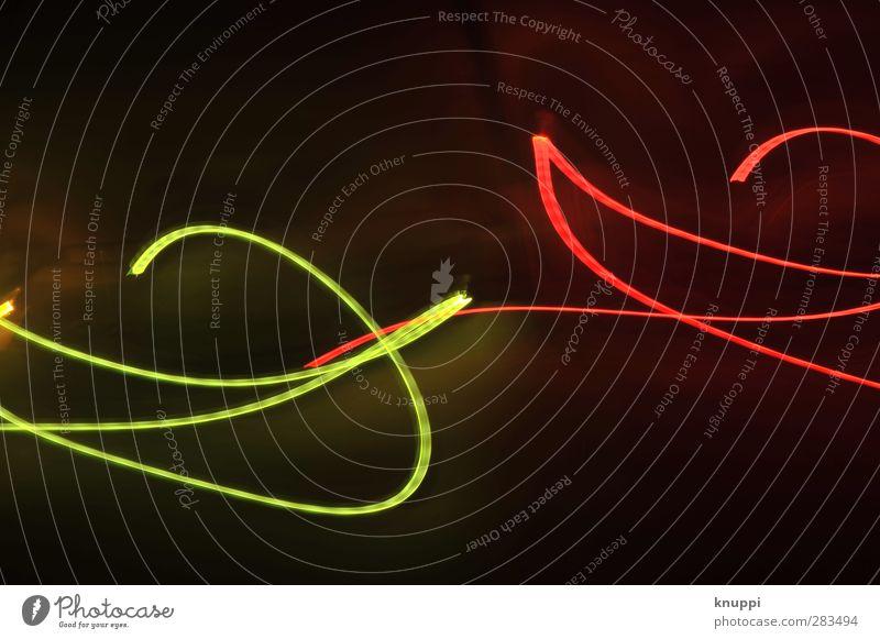 gelb-rot schwarz dunkel Bewegung wild Energiewirtschaft modern Zukunft leuchten Telekommunikation Technik & Technologie dünn Wissenschaften Flüssigkeit