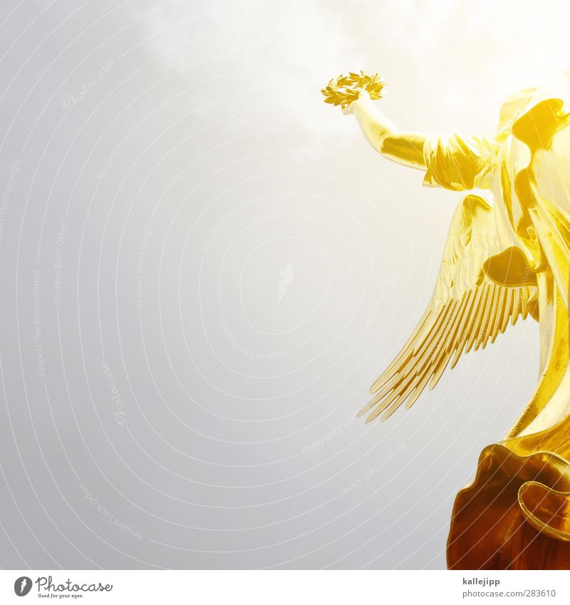der else untern rock gucken feminin 1 Mensch Kunst Kunstwerk Skulptur Architektur Stadt Hauptstadt Sehenswürdigkeit Wahrzeichen Denkmal Flügel Engel