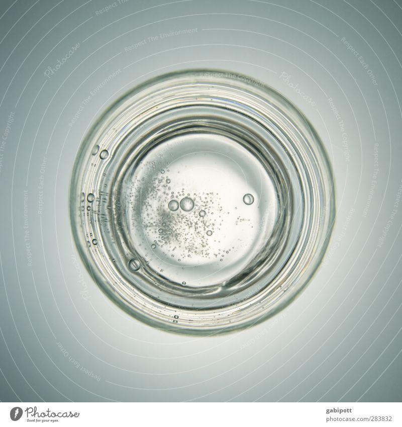 Erfrischung Getränk Erfrischungsgetränk Trinkwasser Geschirr Glas Gesundheit grau Durst Idee einzigartig innovativ Inspiration Pause Perspektive Werbung